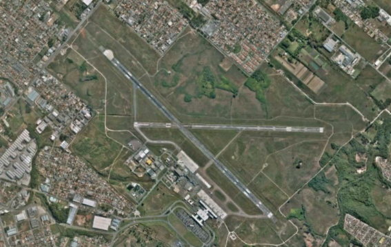 Airport -- Brazilian Commercial Aviation --