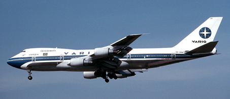Boeing 747-2L5BM aircraft picture
