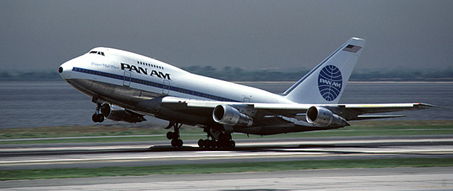 Boeing 747SP-31 aircraft picture